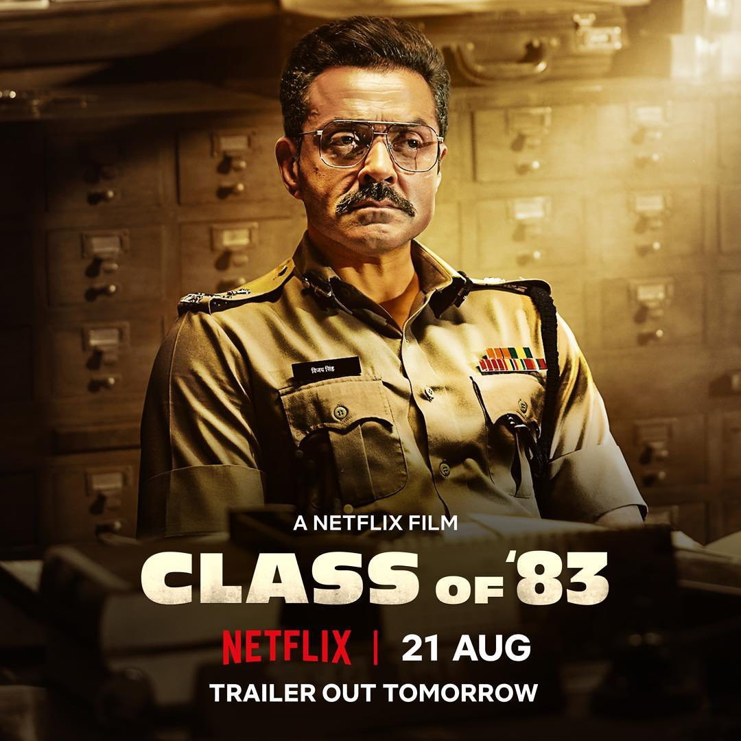 """Bobby Deol's film """"Class Of 83"""" movie release date"""