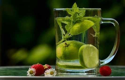 Lemon Water, Benefits Of Lemon Water,